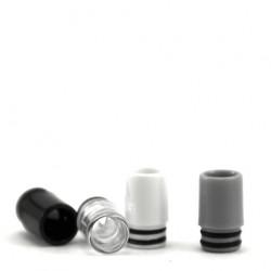 Drip Tip 510 - Spirale anti-projection e-liquide