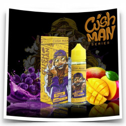 "Mango Grape (arômes boostés) - Cushman Series ""Low Mint"" - Nasty Juice 
