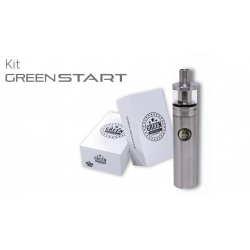 Kit Green Start - Green Vapes (Green Technical Material)