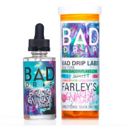 Farley's Gnarly Sauce Iced Out (arômes boostés) - Bad Drip | 50ml