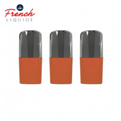 Red Commander - Koddopod - Le French Liquide | 3 x Pods
