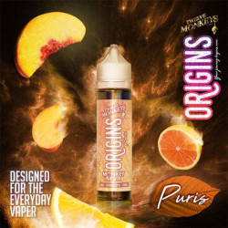 Puris - Origins (Arômes Boostés) - Twelve Monkeys | 50ml