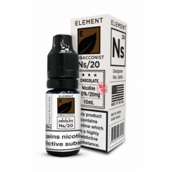 Chocolate (Sels de Nicotine) - Element | 10ml