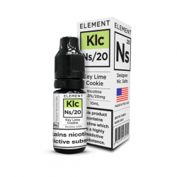 Key Lime Cookie (Sels de Nicotine) - Element | 10ml